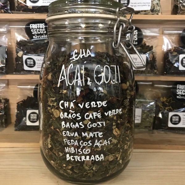 Chá Açaí & Goji