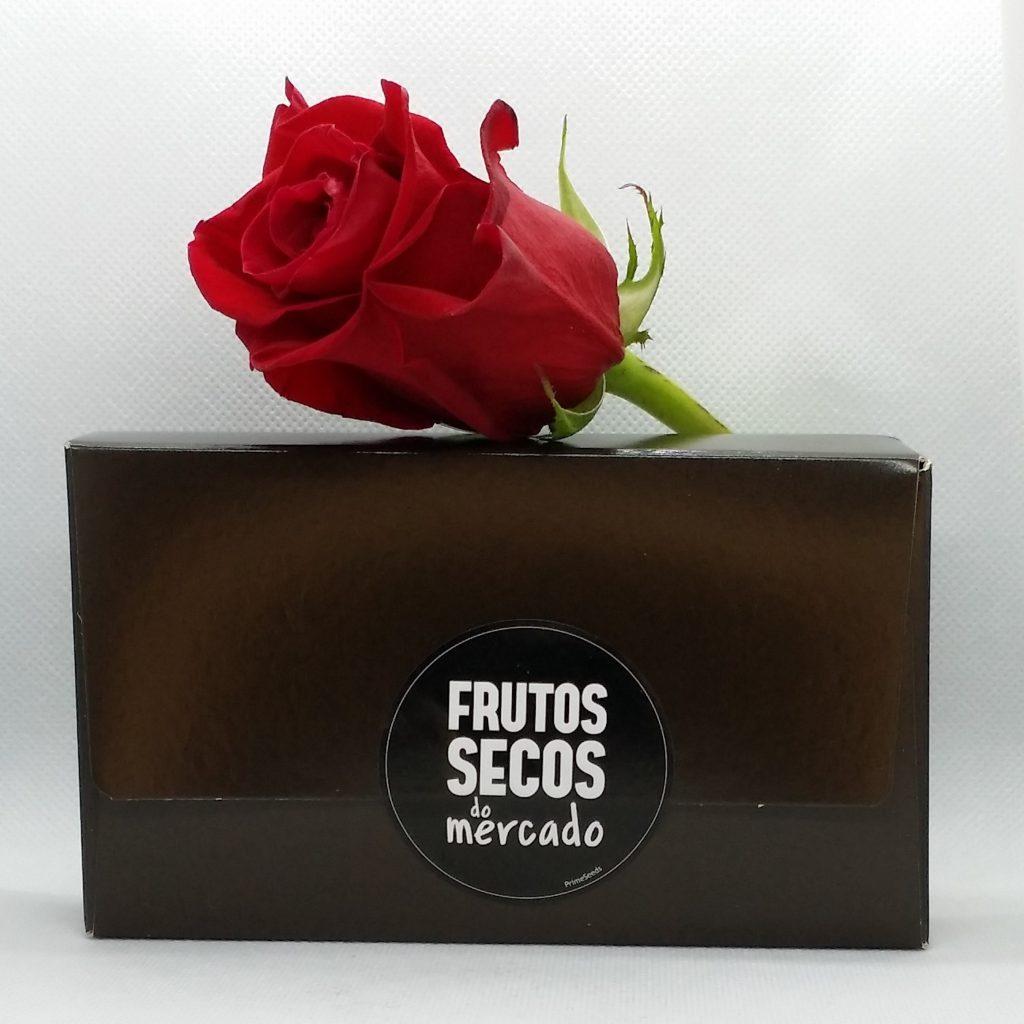 Caixa preta de chocolates