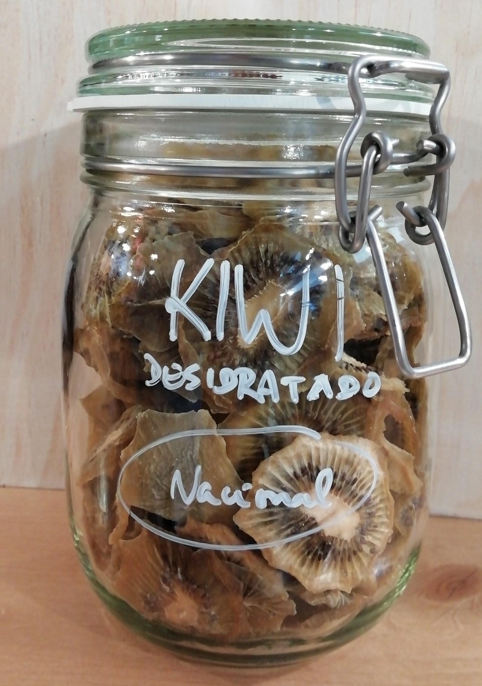 kiwi desidratado